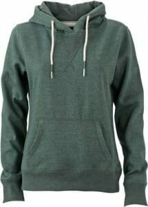 JN 993 Hoody Kapuzensweater by James & Nicholson®
