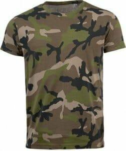 SOL'S Camouflage Shirt Men