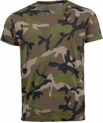 T-shirt Camo Men