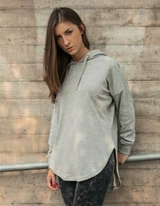 Ladies Oversized Hoody BY037
