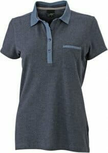 James & Nicholson JN 989 Damen Poloshirt