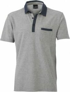 James & Nicholson JN 990 Herren Poloshirt