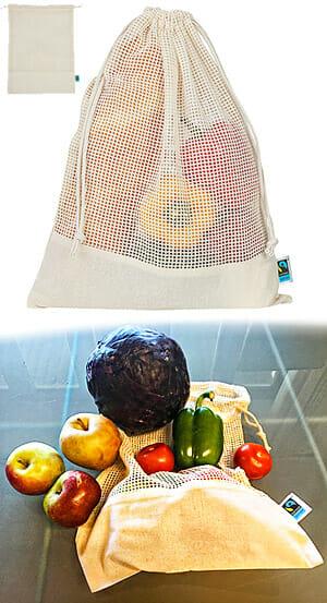 Obst & Gemüsebeutel XT1100 bio & fairtrade
